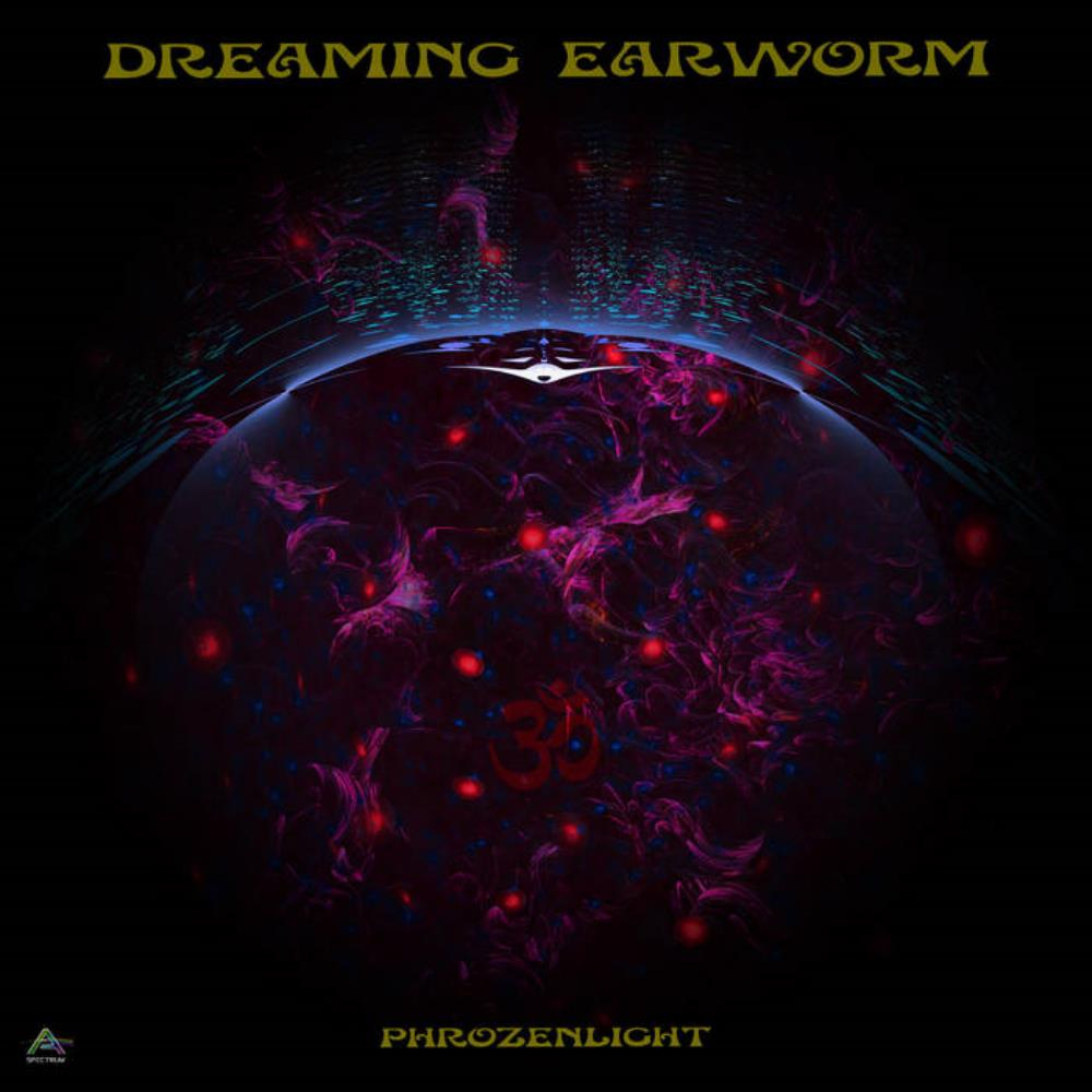 Phrozenlight - Dreaming Earworm CD (album) cover