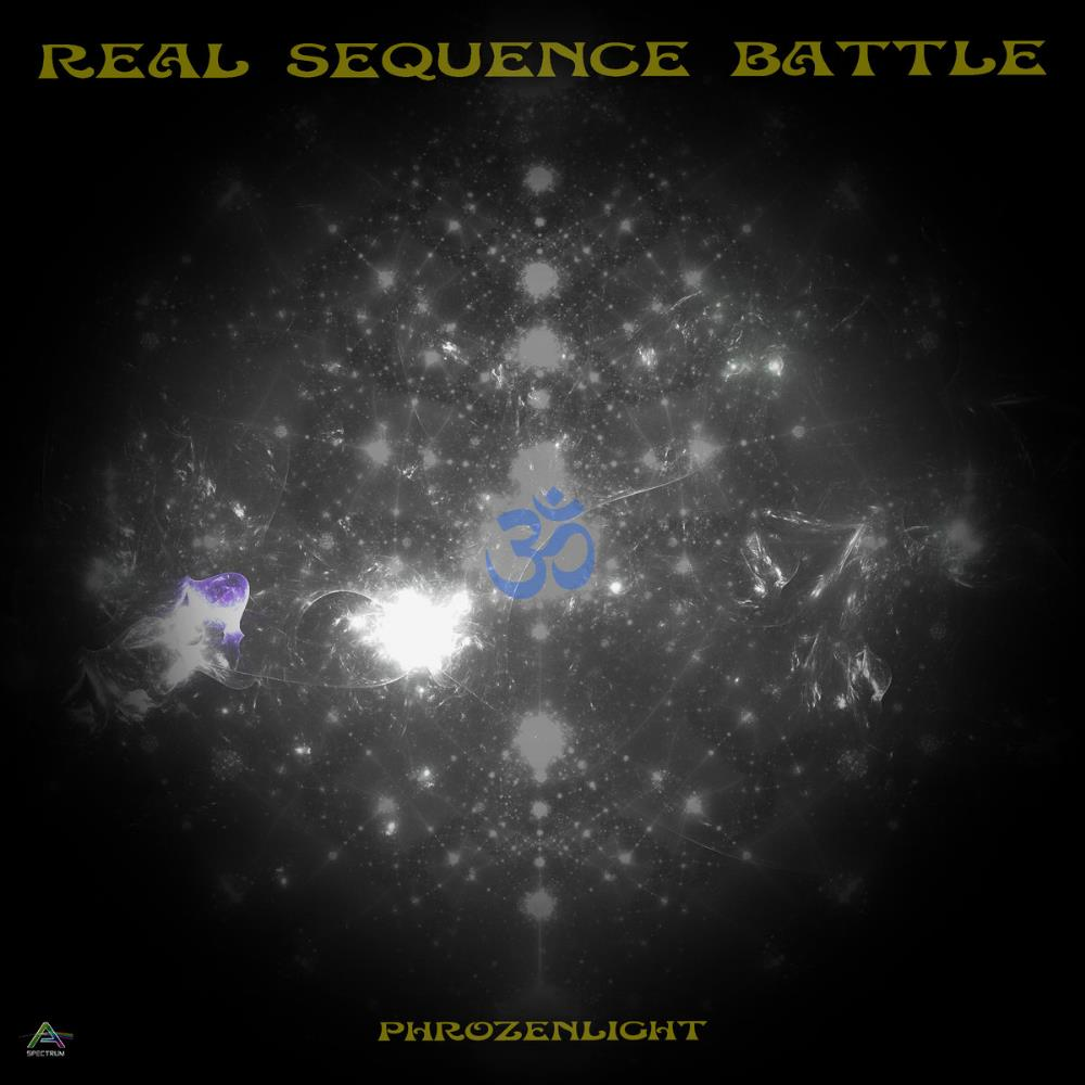 Phrozenlight - Real Sequence Battle CD (album) cover