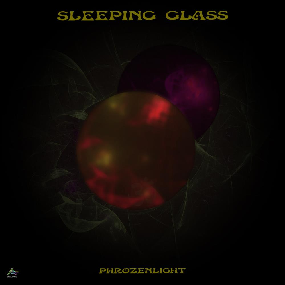 Phrozenlight - Sleeping Glass CD (album) cover