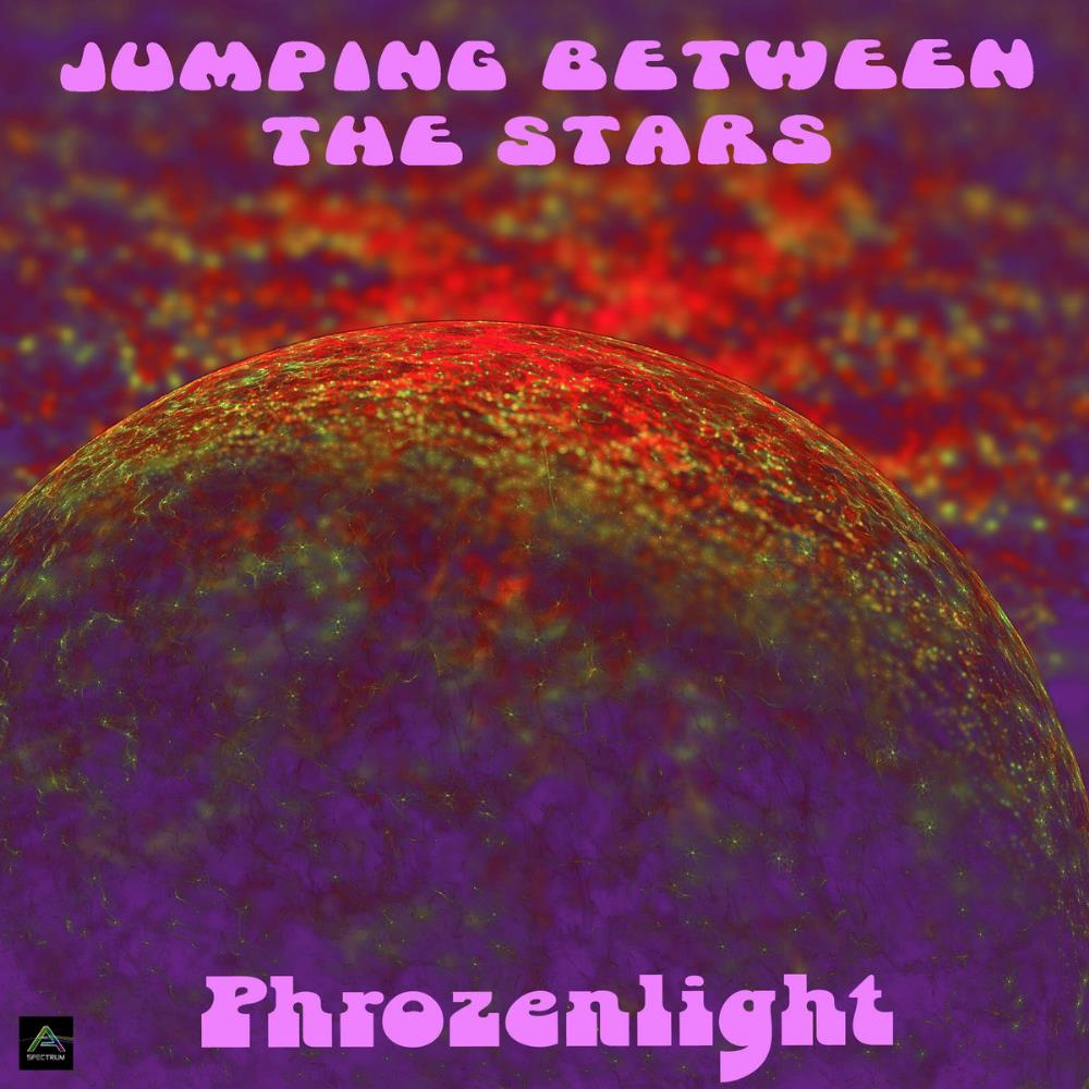 Phrozenlight - Jumping Between The Stars CD (album) cover