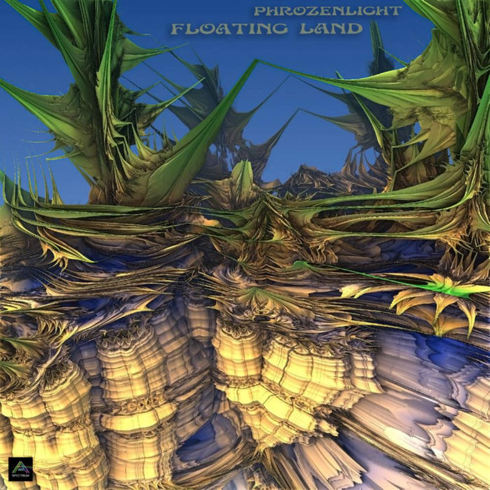 Phrozenlight - Floating Land CD (album) cover