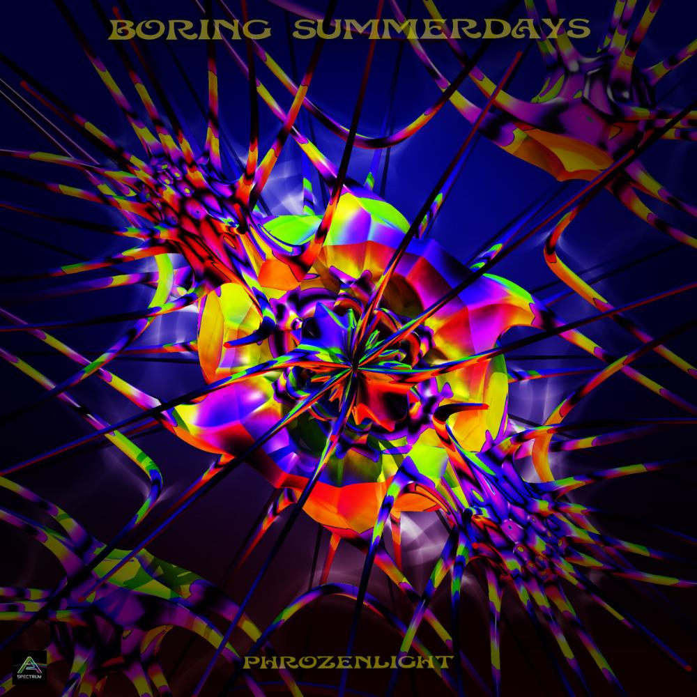 Phrozenlight - Boring Summerdays CD (album) cover