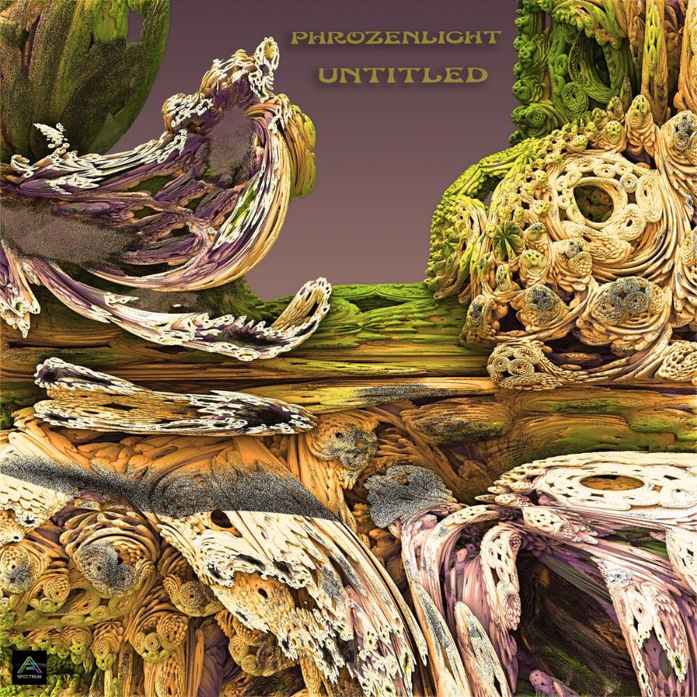Phrozenlight - Untitled CD (album) cover