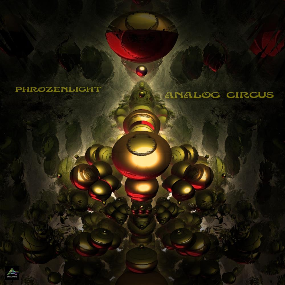 Phrozenlight - Analog Circus CD (album) cover