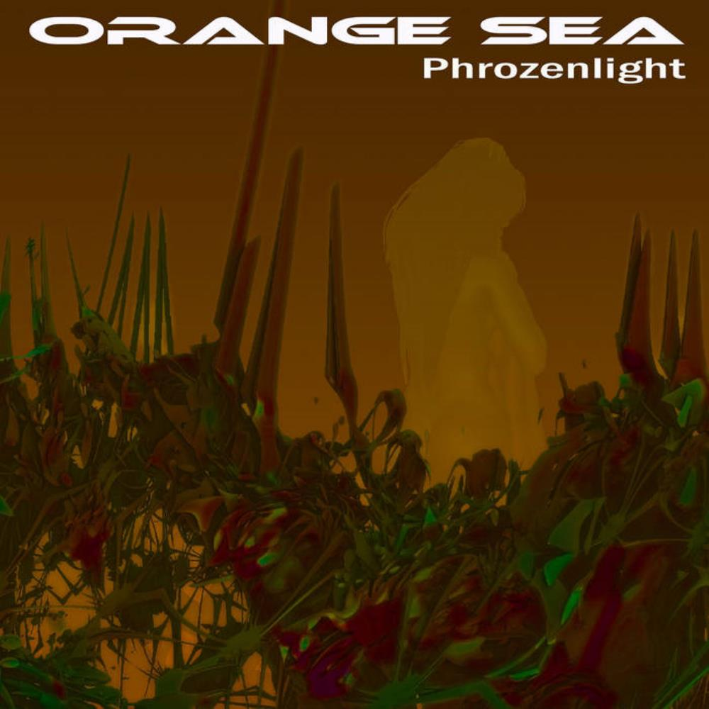 Phrozenlight - Orange Sea CD (album) cover
