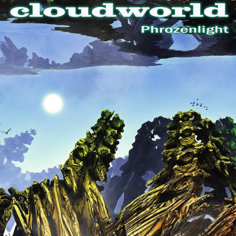 Phrozenlight - Cloudworld CD (album) cover