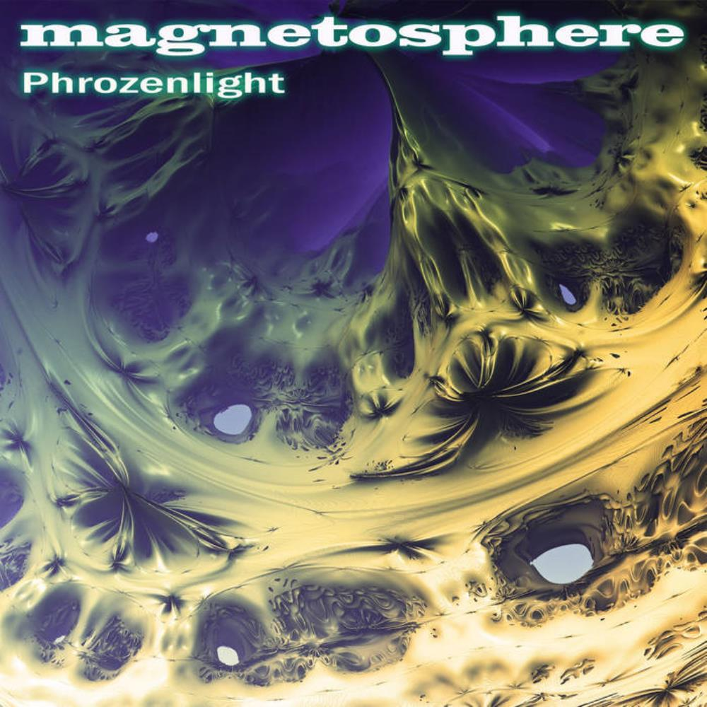 Phrozenlight - Magnetosphere CD (album) cover
