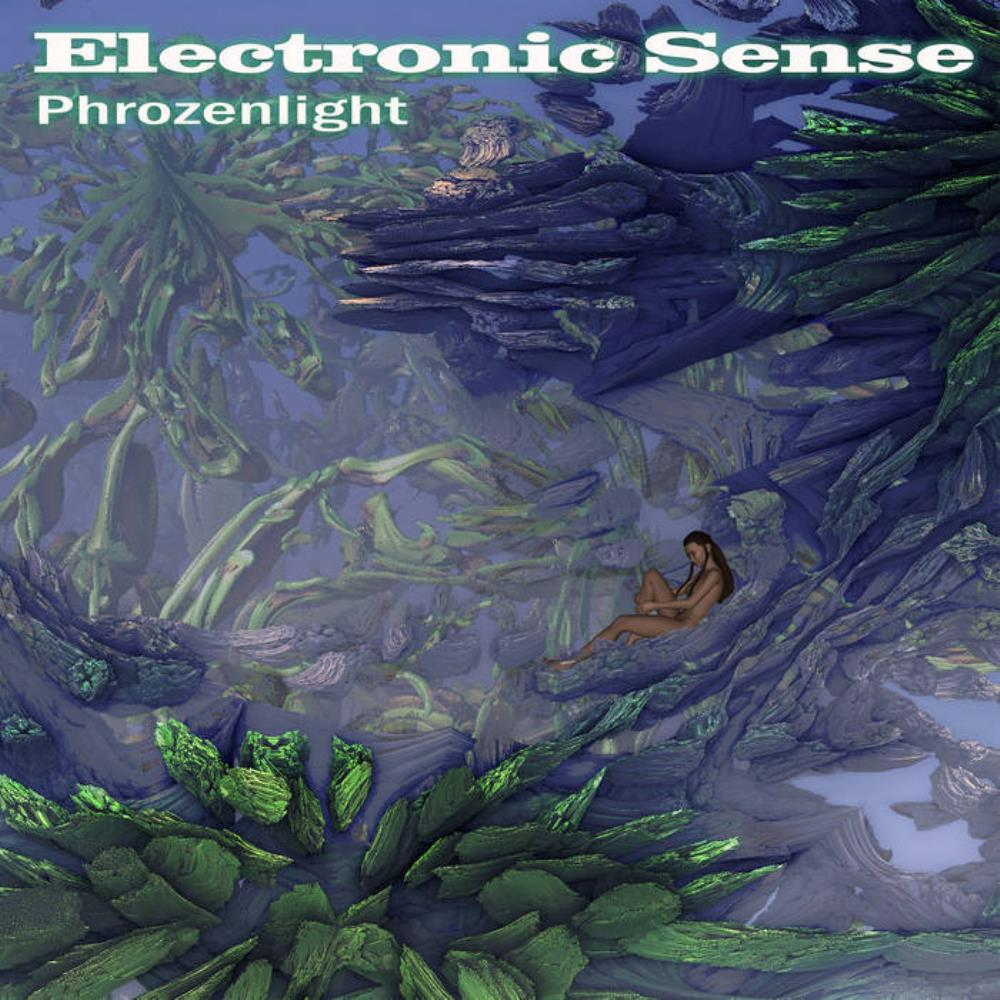 Phrozenlight - Electronic Sense CD (album) cover