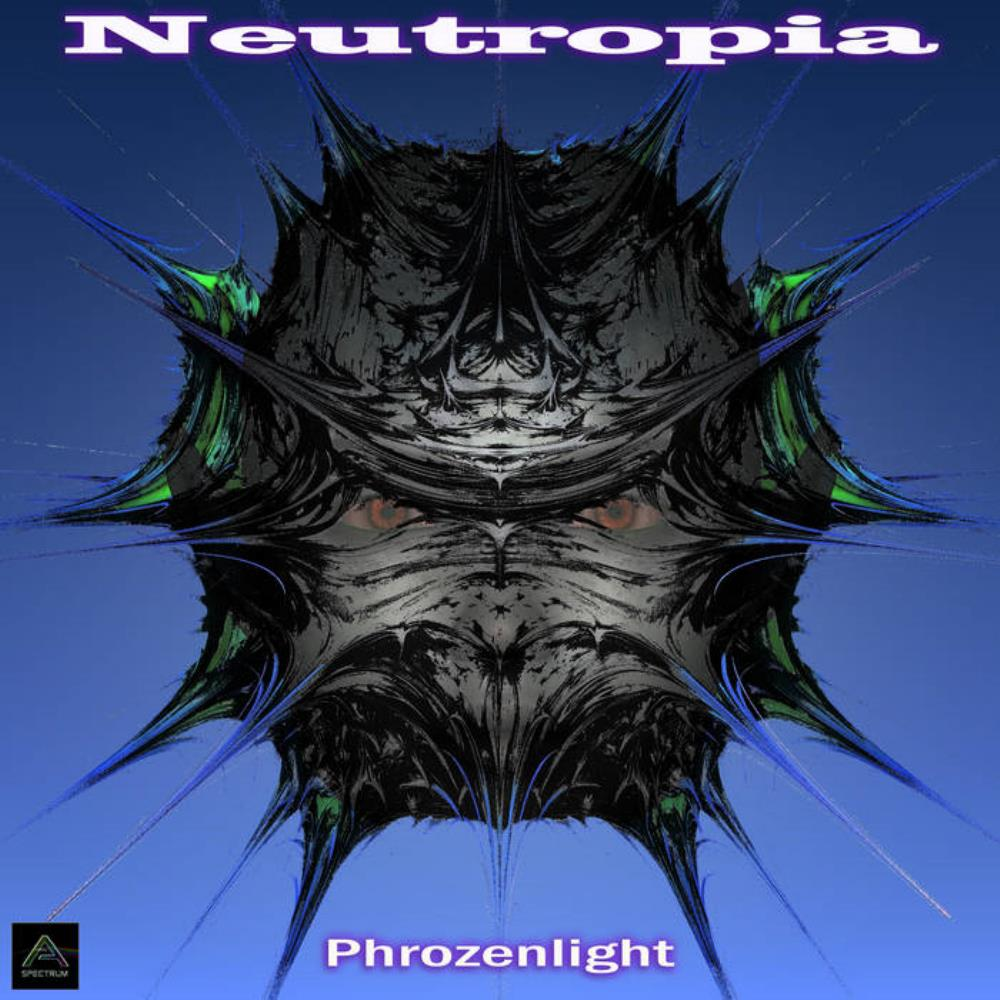 Phrozenlight - Neutropia CD (album) cover