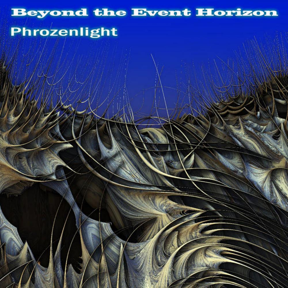 Phrozenlight - Beyond The Event Horizon CD (album) cover