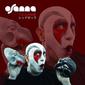 Osanna - Rosso Rock - Live In Japan CD (album) cover