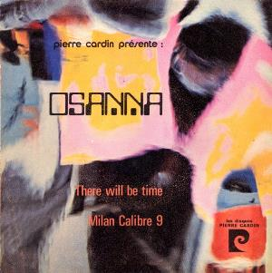 Osanna - There Will Be Time CD (album) cover
