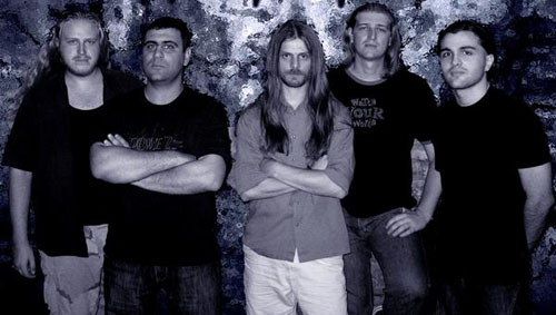 ANGEL OF DISEASE image groupe band picture