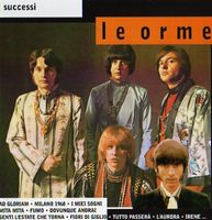 Le Orme - I Successi CD (album) cover