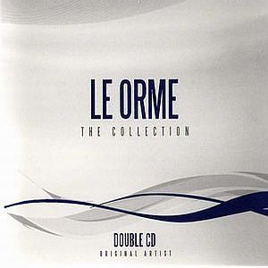 Le Orme - The Collection CD (album) cover