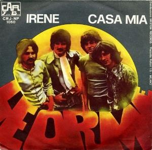 Le Orme - Irene CD (album) cover