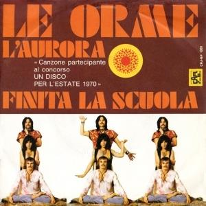 Le Orme - L'aurora CD (album) cover