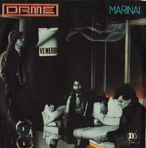 Le Orme - Marinai CD (album) cover