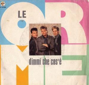 Le Orme - Dimmi Che Cos'è CD (album) cover