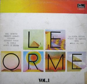 LE ORME - Le Orme Vol. 1 CD album cover