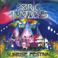 Ozric Tentacles - Sunrise Festival CD (album) cover