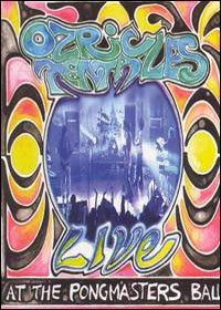 Ozric Tentacles - Live At Pongmasters Ball 2002 DVD (album) cover