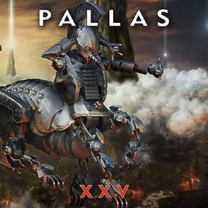 xxv by PALLAS