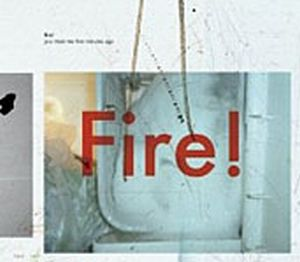 Fire! - You Liked Me Five Minutes Ago CD (album) cover