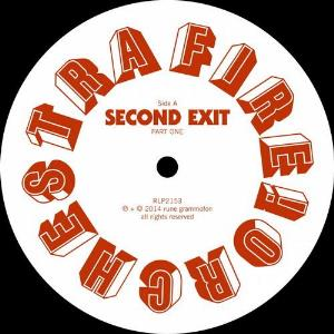 Fire! - Second Exit (as Fire! Orchestra) CD (album) cover