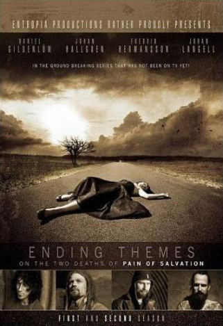 Pain Of Salvation - Ending Themes - On The Two Deaths Of Pain Of Salvation DVD (album) cover