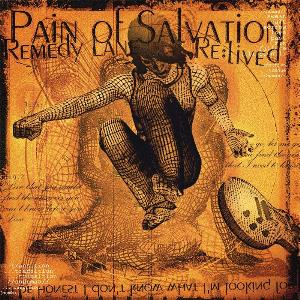 Pain Of Salvation - Remedy Lane Re:lived CD (album) cover