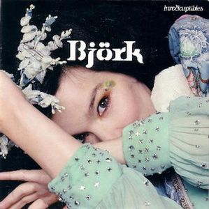 BjÖrk - Björk Live CD (album) cover