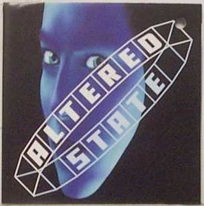 Altered State - Altered State CD (album) cover