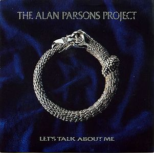 The Alan Parsons Project - Let's Talk About Me CD (album) cover