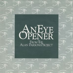 THE ALAN PARSONS PROJECT - An Eye Opener 7'' Flexi CD album cover