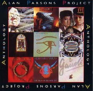 THE ALAN PARSONS PROJECT - Anthology CD album cover