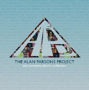 The Alan Parsons Project - The Complete Albums Collection CD (album) cover