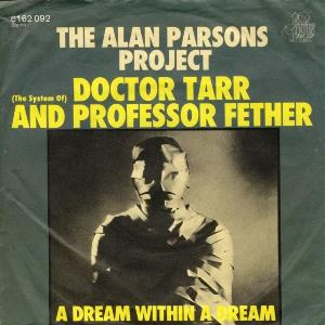 The Alan Parsons Project - (the System Of) Doctor Tarr And Professor Fether CD (album) cover