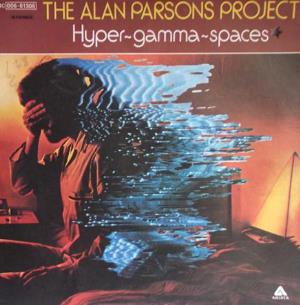 THE ALAN PARSONS PROJECT - Hyper-gamma-spaces CD album cover