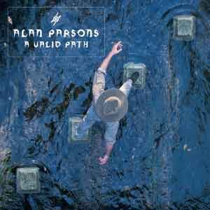 Alan Parsons - A Valid Path CD (album) cover