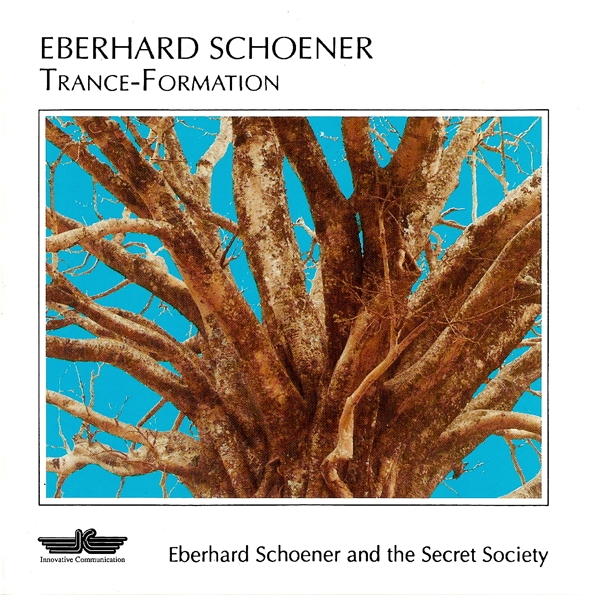 Eberhard Schoener - Trance-formation (with The Secret Society) CD (album) cover