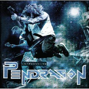 Pendragon - Introducing Pendragon CD (album) cover