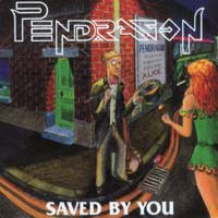 Pendragon - Saved By You CD (album) cover