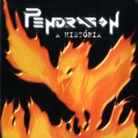 Pendragon - A Historia CD (album) cover