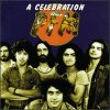 PREMIATA FORNERIA MARCONI (PFM) - A Celebration Live CD album cover
