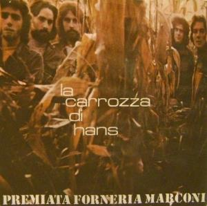 Premiata Forneria Marconi (pfm) - La Carrozza Di Hans CD (album) cover