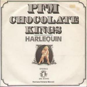 PREMIATA FORNERIA MARCONI (PFM) - Chocolate Kings CD album cover