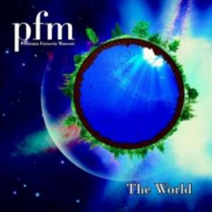 Premiata Forneria Marconi (pfm) - The World CD (album) cover