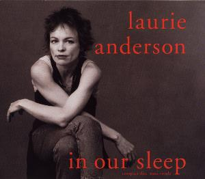 LAURIE ANDERSON - In Our Sleep CD album cover