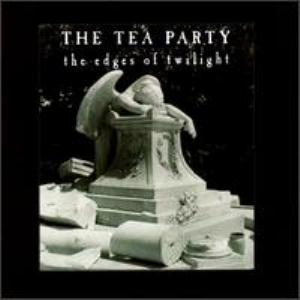 The Tea Party - The Edges Of Twilight CD (album) cover